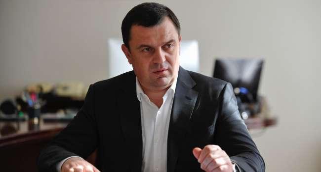 Из-за неточного прогноза, подготовленного Кабинетом министров, госбюджет Украины недосчитался 2,3 миллиарда гривен - Пацкан