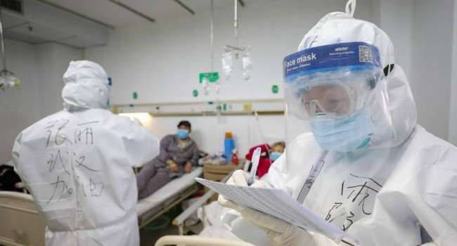 Жертвами коронавируса в Китае стали 1523 человека