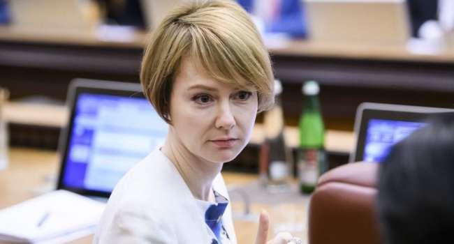 Елена Зеркаль может стать главой МИД Украины – Березовец