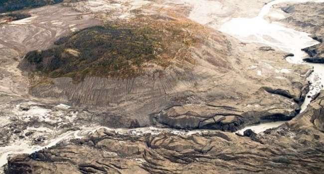 В Канаде исчезла река: сигнал угрозы для человечества
