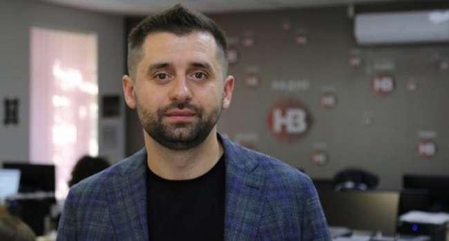Давид Арахамия признался о влиянии Игоря Коломойского на депутатов от «СН»