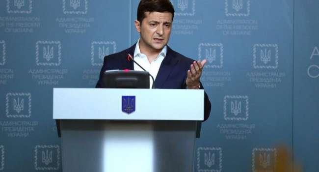 Нусс: заявления Зеленского тянут на 111 статья УК – государственная измена