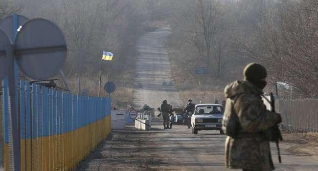 Своей игрой с РФ сойтись «по средине» власть договорилась до того, что во вчерашних обстрелах оказались виноваты «слуги народа»