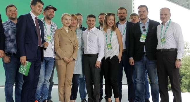 «Слуге народа нужна идеология комплиментарности, которая поможет объединить образовавшиеся внутри партии группы - политолог