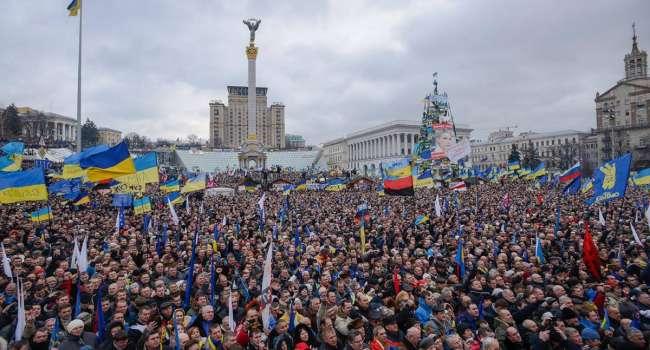 Если бы не Революция достоинства, то Украина оказалась бы в одной связке с Беларусью, которую Путин вот-вот бросит в свой имперский ларец - мнение