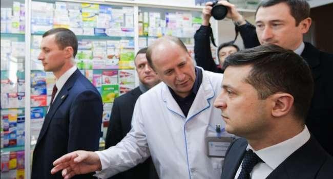 Вышел в народ на свою голову: Зеленского в Борисполе назвали предателем и потребовали, сказать, кем он считает Россию