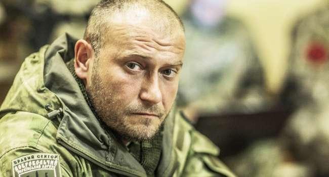Ярош предупредил власть Украины о реальной угрозе захвата страны Россией