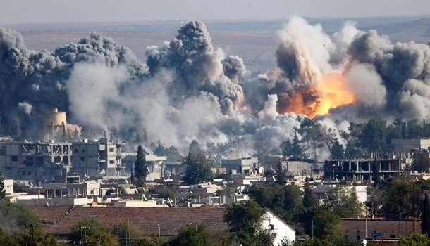Войска ВКС Путина мощно ударили по наблюдательным пунктам Турции