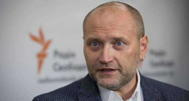 «Еще один «недоразумендель» от команды президента»: Береза прокомментировал панику в Новых Санжарах