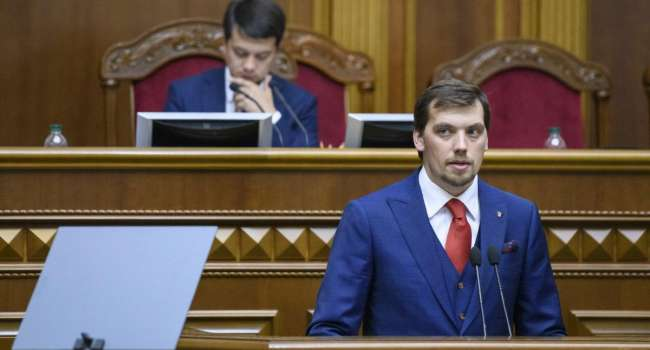 «Коронавирус в Украине»: Гончарук в Раде выступил с важным заявлением
