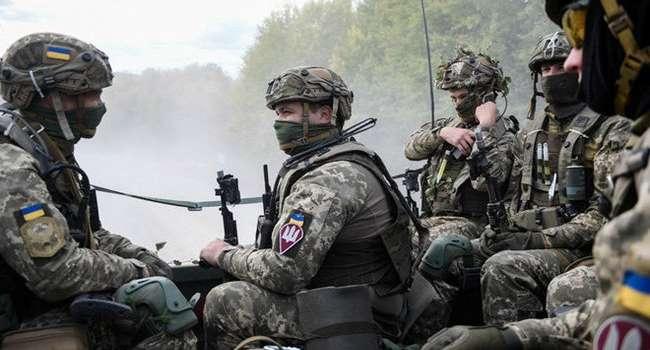 «Война на Донбассе»: «ЛДНР»укрепляются тяжелой боевой техникой