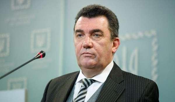 Данилов рассказал, кто подстрекал людей на протесты в Новых Санжарах