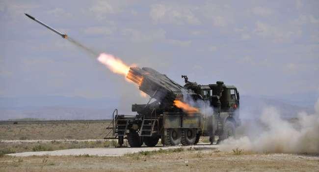 «В ход пошли ЗРК ATILGAN и РСЗО Т-300 Kasirga»: Турция перебрасывает в Сирию мощное летальное оружие