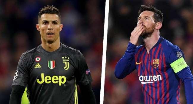 «Это действительно футболисты топ-уровня»: Роналду отличился забитым голом в тысячном матче в карьере, а Месси сделал пятый покер в Ла Лиге