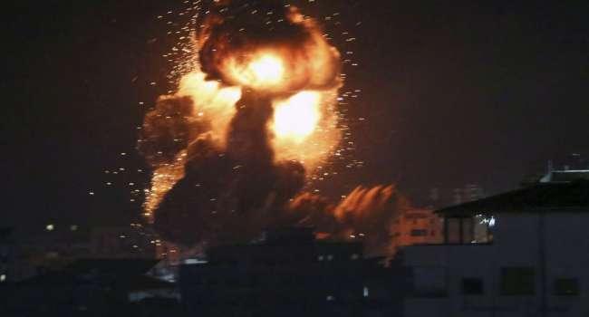 «Война на Ближнем Востоке»: Сектор Газа выпустил по Израилю два десятка ракет