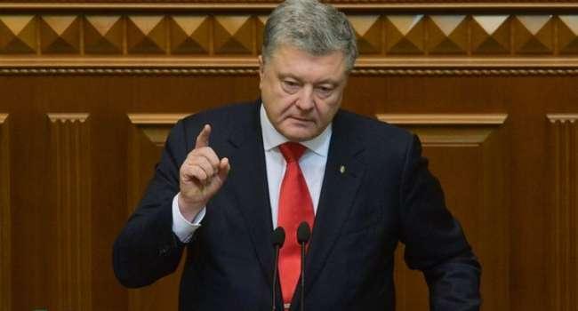 Аналитик: продолжающиеся атаки против Порошенко – свидетельство того, что «Порох» во власти – для Путина был и остается угрозой