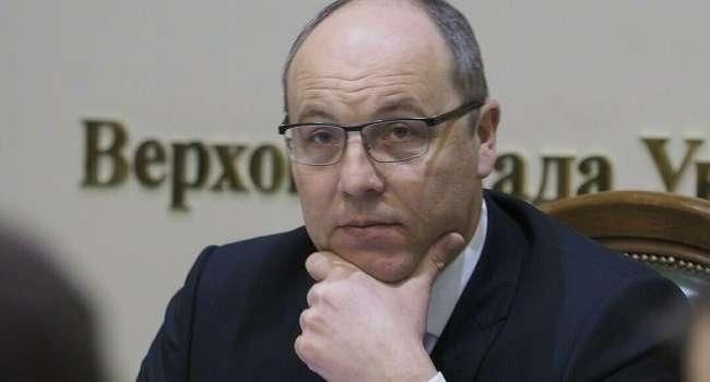 «Не сейте московский ветер, а то пожнете украинскую бурю»: Парубий предупредил о недопустимости изменения закона о государственном языке