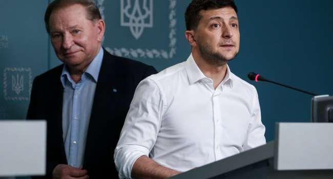 Ментально Зеленский чувствует себя Кучмой, и хочет, чтобы у него были «крепкие хозяйственники» - мнение