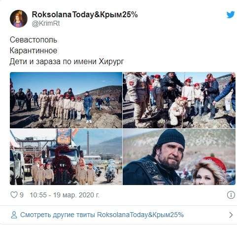 «Эти нелюди еще детей заставляют улыбаться!»: оккупанты в Крыму с размахом отметили «русскую весну»