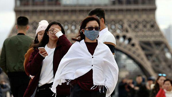 Такого количества людей за сутки не умирало с самого начала пандемии – Минздрав Франции