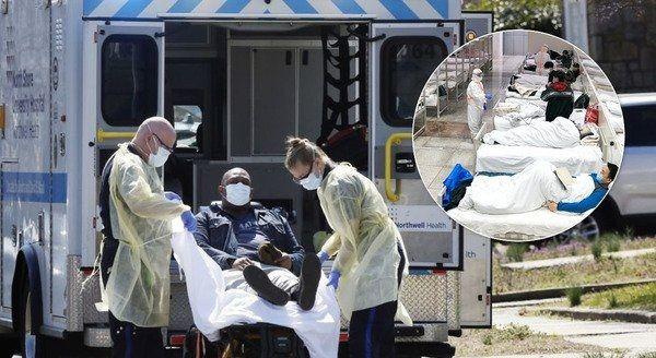 «Мы не ожидали, что у нас так будет»: врач из Нью-Йорка рассказала об ужасах из-за коронавируса