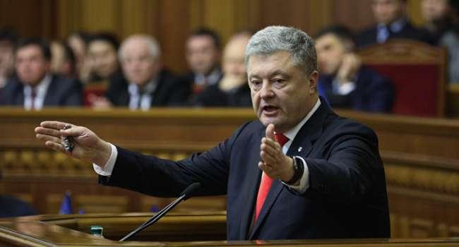 Нусс: если бы Зеленский был «не лох», предложил бы сформировать правительство национального единения во главе с Петром Порошенко