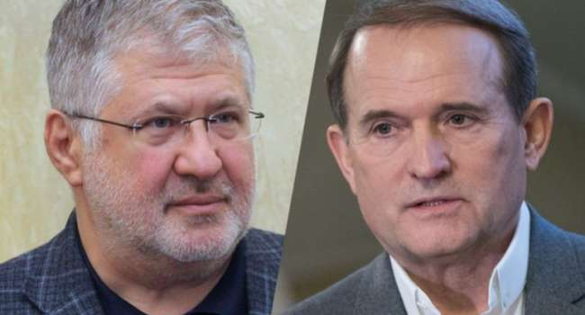 Блогер: наконец-то сбылась давняя мечта Медведчука и Коломойского
