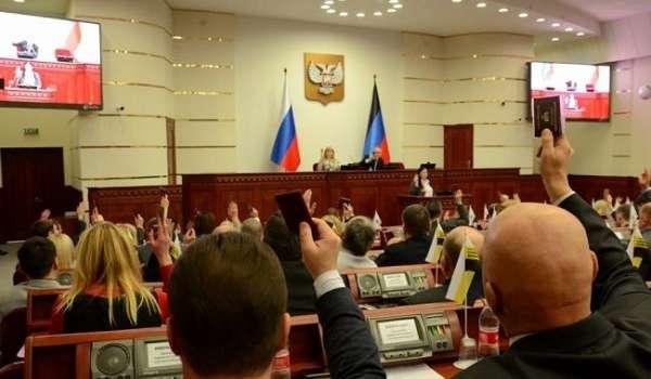 Оккупанты «ДНР»  отказались от «государственного» статуса украинского языка