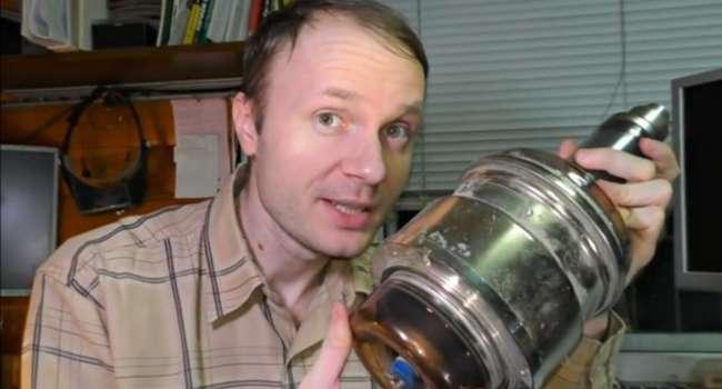 Для понимания, какая дичь сейчас творится в Луганске: радиоактивные отходы валяются просто на улицах