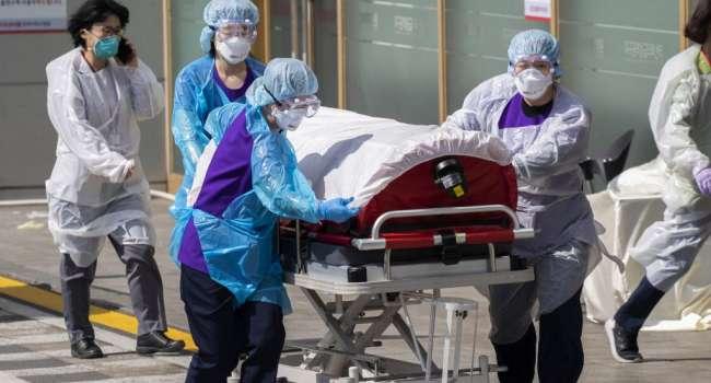 За сутки коронавирусом заболели почти 4 тысячи человек