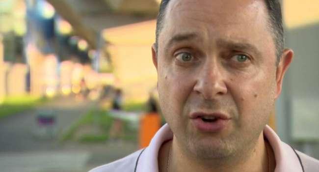 Нусс: Зеленский закрыл глаза на то, что фигурант хищений государственных средств теперь будет заведовать спортом