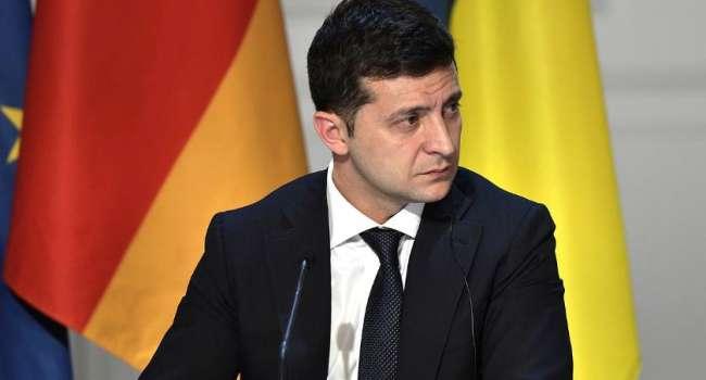 Запад предупреждал Зеленского, чем могут закончиться его политические изменения, – блогер