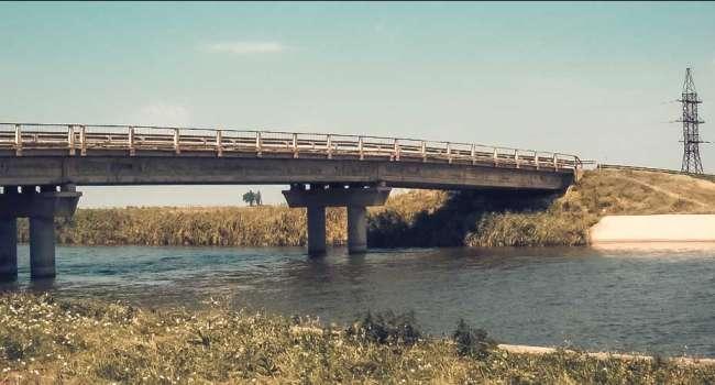Таран: пока Крым не дэоккупирован, ни капли Днепровской воды не должно попасть на полуостров. Оккупанты должны дорого платить за оккупацию