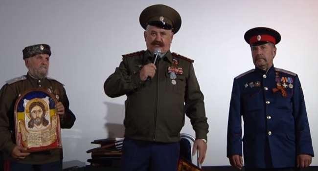 В России вручили награду очередному боевику за обстрел жилых кварталов Луганска