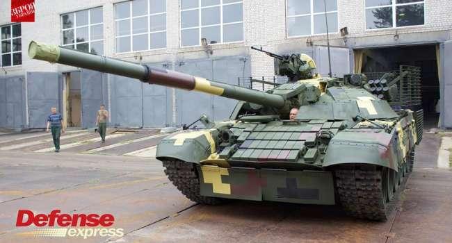 «Киевский бронетанковый завод» вооружил целый батальон ВСУ танками Т-72АМТ