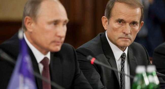 «Пока он на свободе, никакой Запад помочь Украине не сможет»: Пионтковский заявил, что Медведчук уже давно должен сидеть в тюрьме