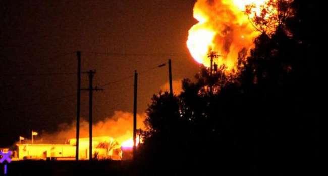 Донецк содрогнулся от сильного взрыва, земля начала трястись