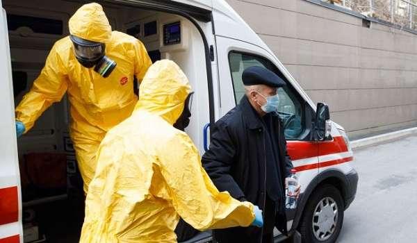 Двух жителей Славянска госпитализировали с подозрением на коронавирус