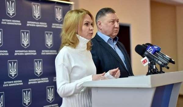 На борьбу с коронавирусом в Житомирской области выделили 45 миллионов гривен