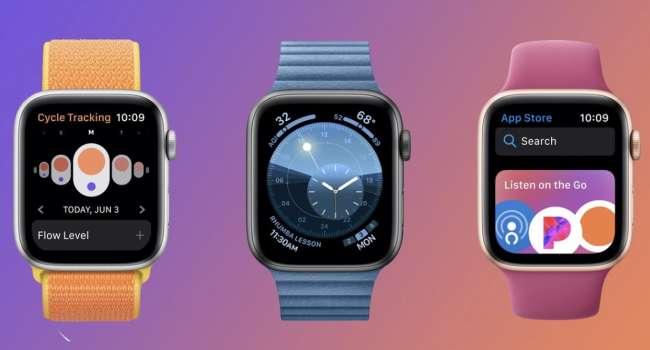 Будет ли Apple Watch 6. Что нашли в коде iOS 14