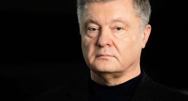 Порошенко предложил Зеленскому временный мораторий на внутреннеполитическую борьбу, ради борьбы с коронавирусом