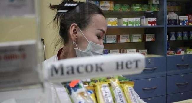 «Скоро будет бунт»: Люди возмущены ценами на маски в аптеках Донецка