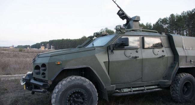 «Укрепление армии Украины»: Новые бронеавтомобили «Варта-Новатор» поступили на баланс армии Украины