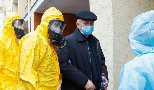 Перевалило за сотню: В ГСЧС назвали количество зараженных COVID-19 в Украине