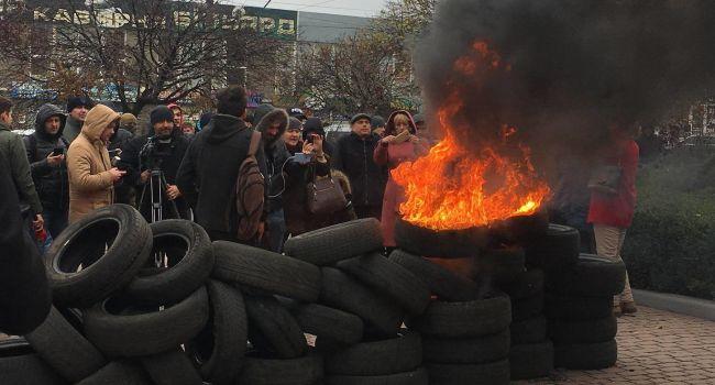 Таран: бездействие власти закончится тем, что мы вспомним, что такое голодные бунты
