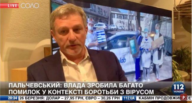 Специалист по анализам Владимира Зеленского Андрей Пальчевский начал отбеливать свою клинику Eurolab