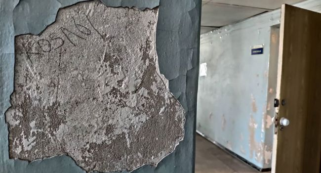 Фото больницы в Рубежном, которое контролирует Бойко, больше похожи на кадры из фильма ужасов