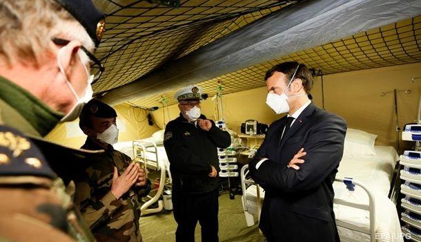 Коронавирус во Франции: в стране проведут военную операцию