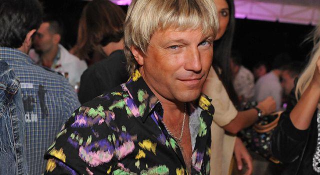 Секс-символ 90-х Лери Винн заявил, что с него «слизали» нынешний образ Олега Винника