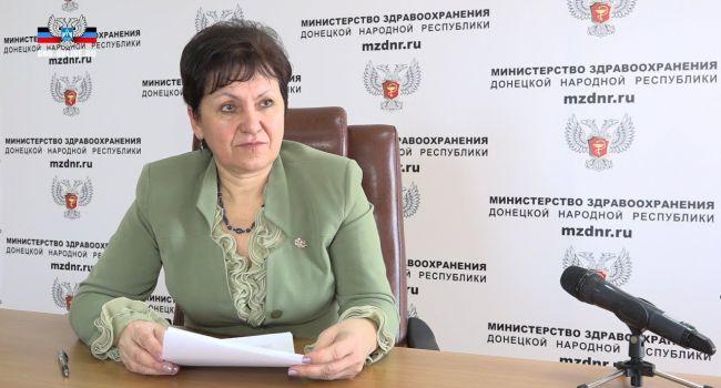 В ОРДО нет ни одного зараженного коронавирусом человека – «Минздрав ДНР»